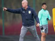 Steve Agnew no Aston Villa