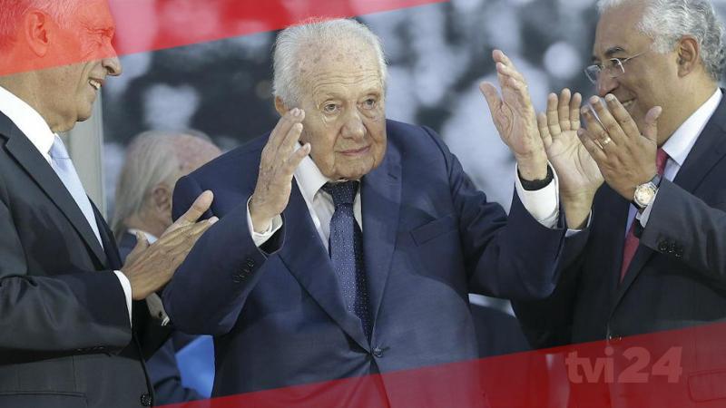 Resultado de imagem para Mário Soares homenageado pelas principais figuras do Estado um ano após a sua morte