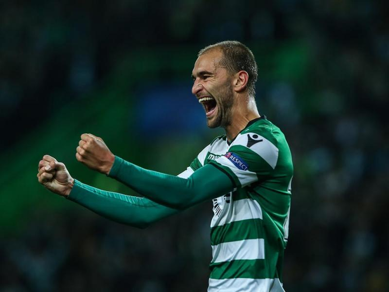 Bas Dost (Sporting), 28 anos