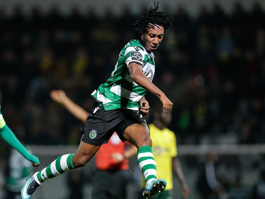 Gelson Martins (Sporting), 22 anos
