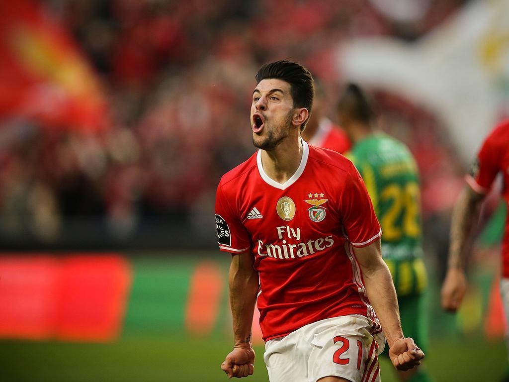 Pizzi (Benfica), 28 anos