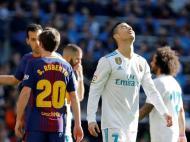 Real Madrid-Barcelona: as imagens do jogo