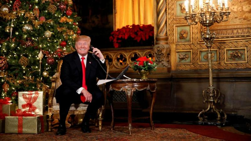 Donald Trump e Melania Trump responderam a perguntas de crianças