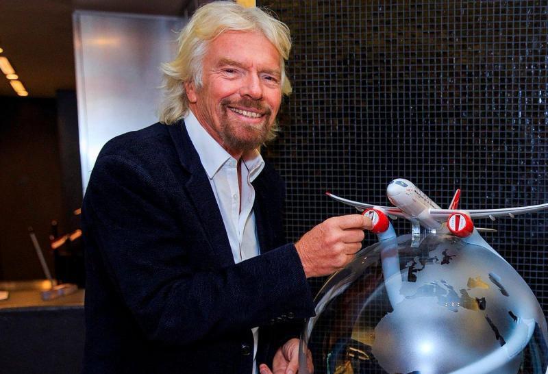 Richard Branson aposta na Fórmula E