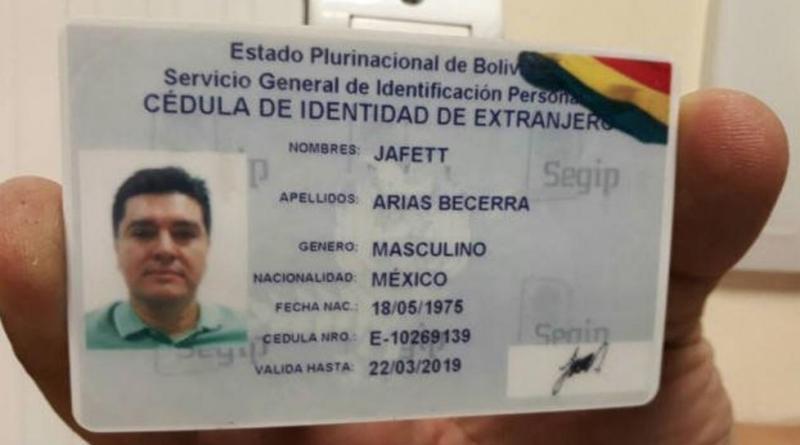 José González Valencia (Chepa) - Traficante mexicano com identidade falsa