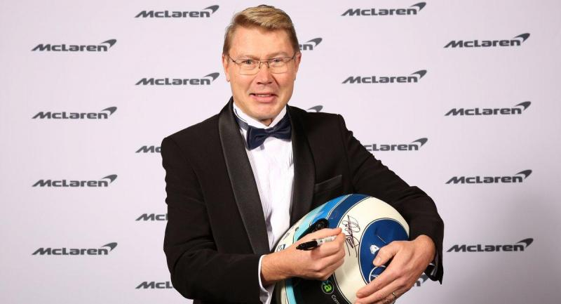 Mika Hakkinen deixa aviso à Mercedes
