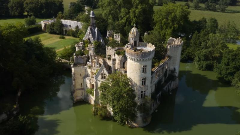 Castelo de La Mothe-Chandeniers