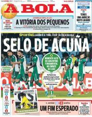Revista de Imprensa - 30 dezembro 2017