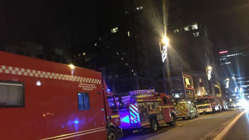 Incêndio em Manchester