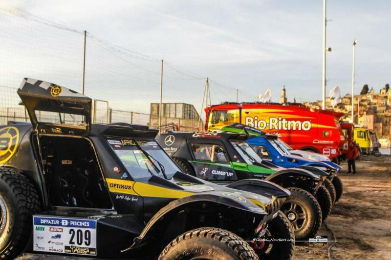 Africa Eco Race 2018 (foto site oficial)