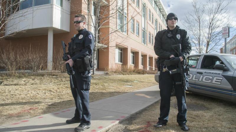 Polícia - Denver (Colorado) (arquivo)