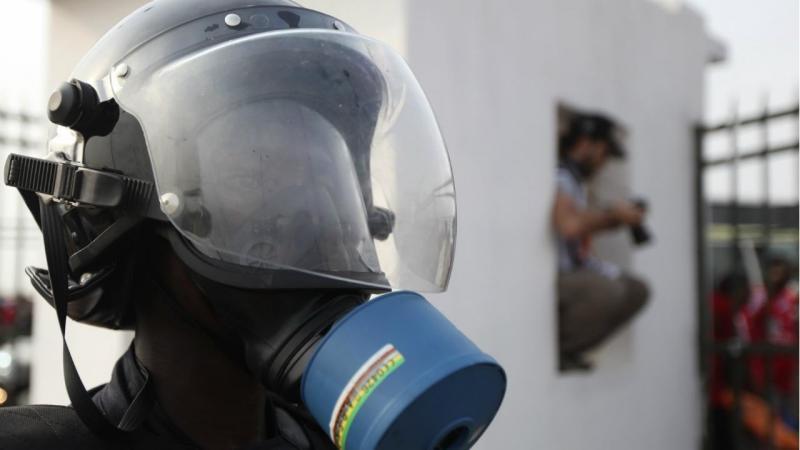 Guiné Equatorial - polícia