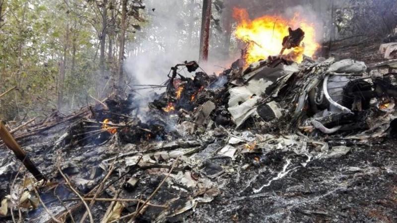 Desastre com avioneta - Costa Rica