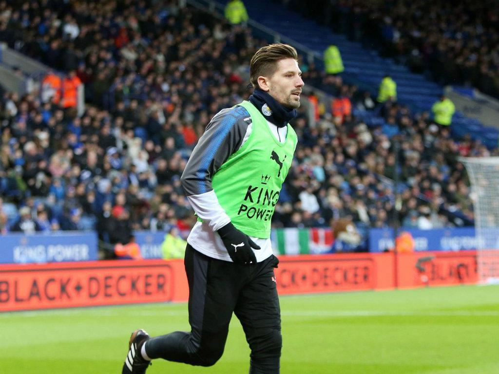 Adrien Silva [Foto: Leicester]