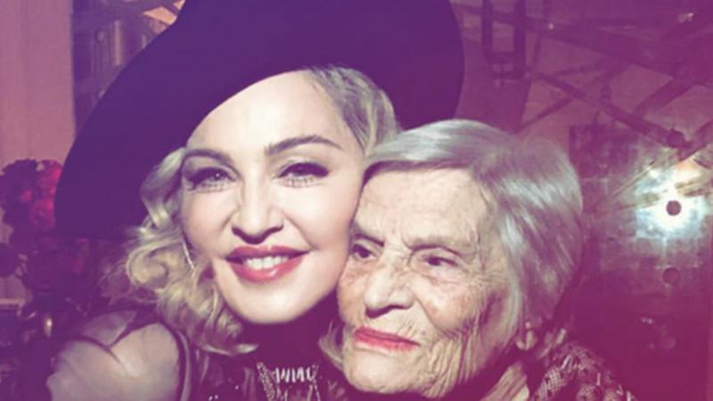 Madonna e Celeste Rodrigues