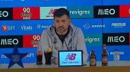 «Castigo de dois jogos a Herrera? Penso que é exagerado»