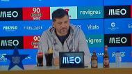 Sérgio Conceição comenta possível reintegração de Quintero