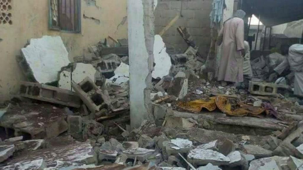 Ataque em mesquita na Nigéria