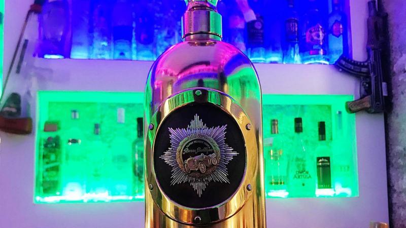 Garrafa de vodka mais cara do mundo