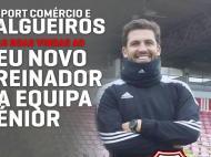 João Crespo (foto: Salgueiros)
