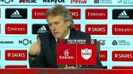 «Remates do Benfica à baliza? Se você lá estivesse também os defendia»