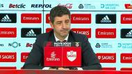 «Resultado pior para o Benfica? No final é que se podem fazer balanços»