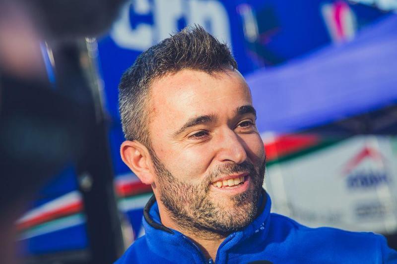 Fausto Mota compete no Dakar com nacionalidade espanhola