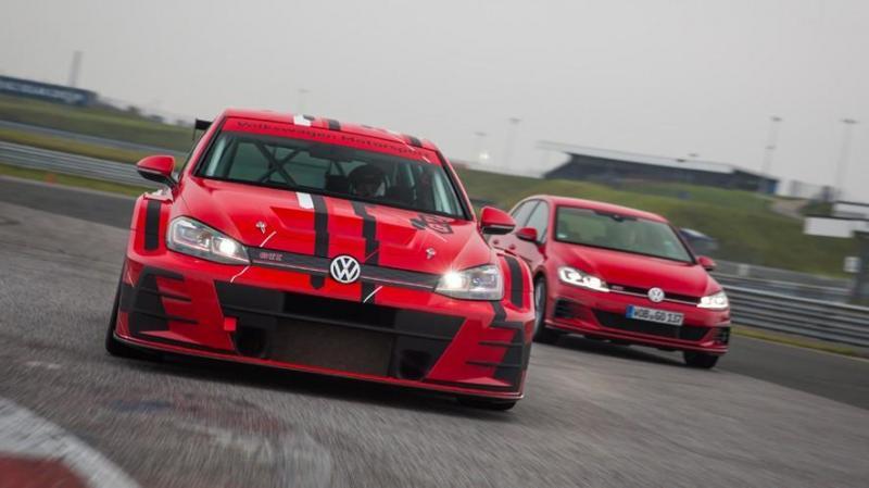 Novo Golf GTI TCR vai acelerar no WTCR
