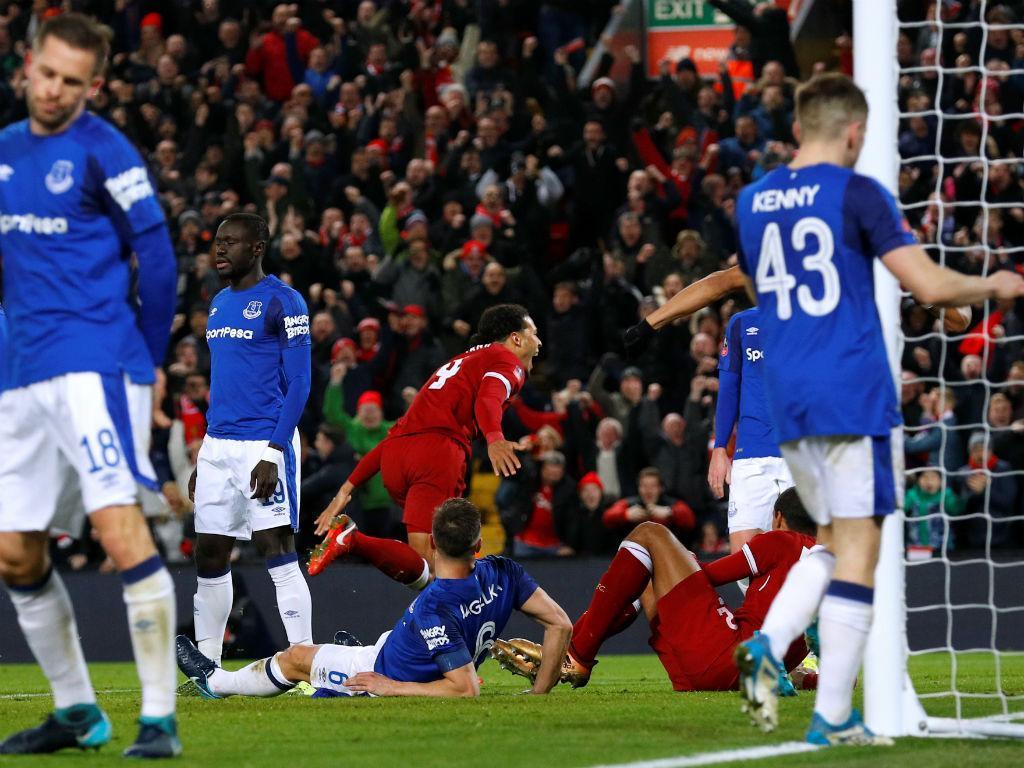 Liverpool-Everton (Reuters)