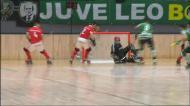 Hóquei: Sporting e Benfica empatam em jogo quentinho