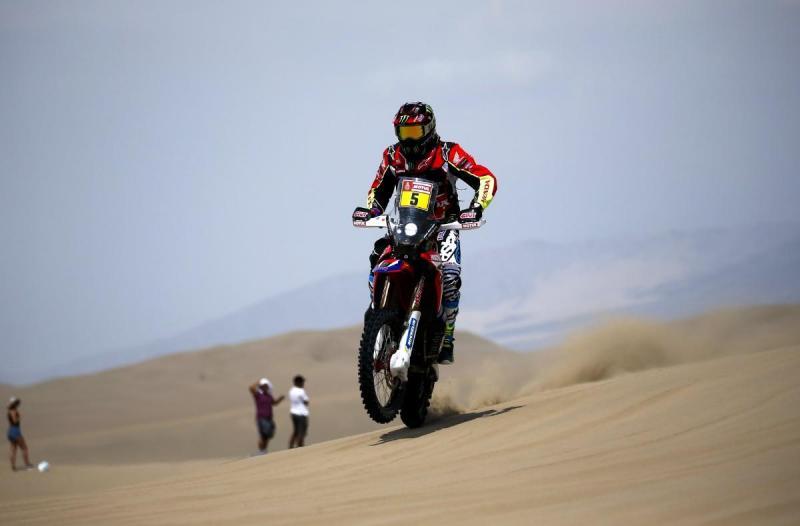 Dakar 2018 (Lusa)