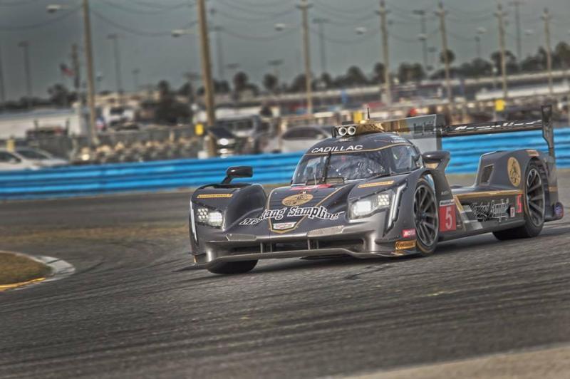 Filipe Albuquerque compete nas 24H Daytona