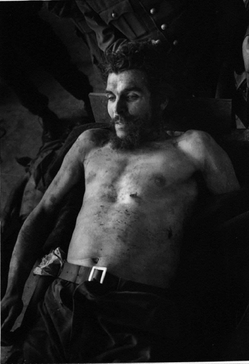 Che Guevara morto na Bolívia