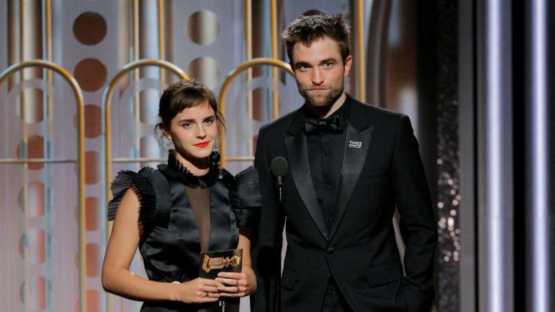 Emma Watson e Robert Pattinson