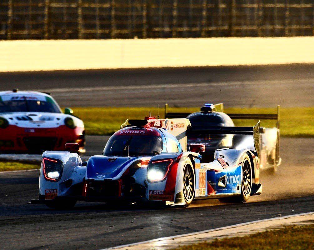 Fernando Alonso espera melhor resultado nas 24H Daytona