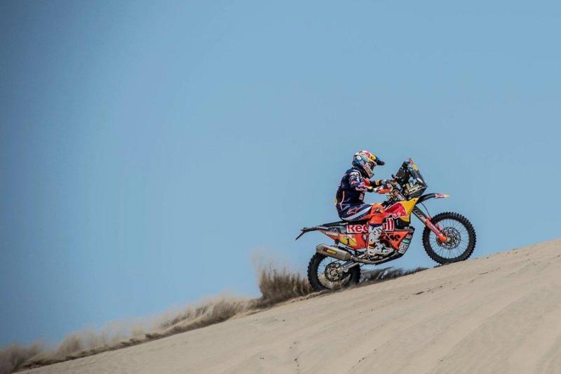 Sam Sunderland vence etapa 3 do Dakar