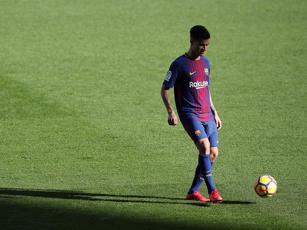 Philippe Coutinho (Reuters)