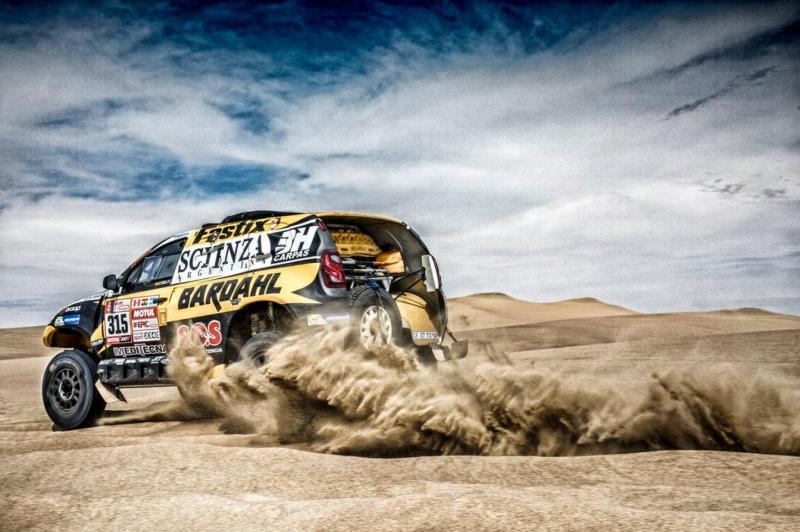 Carlos Sousa termina 3.ª etapa do Dakar em 23º