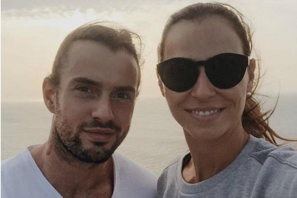 Vanessa Martins e Marco Costa cada vez mais apaixonados