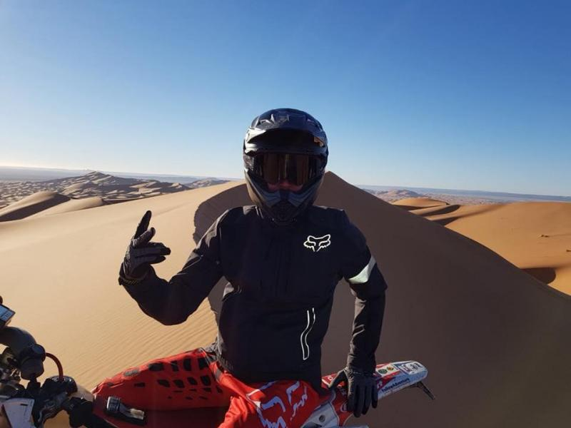 Luís Oliveira cimenta segundo lugar no Africa Eco Race