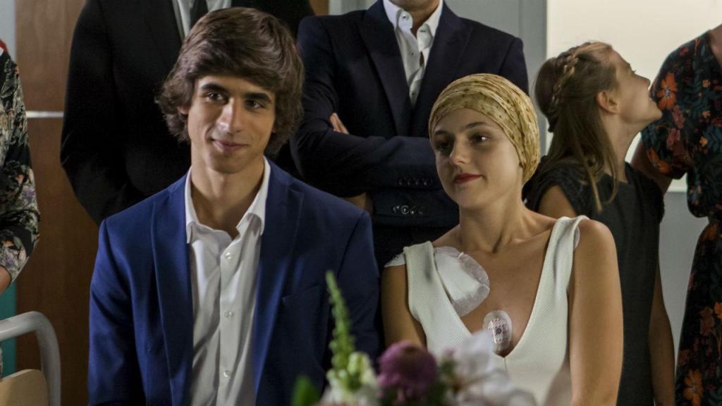 Samir e Joana casam