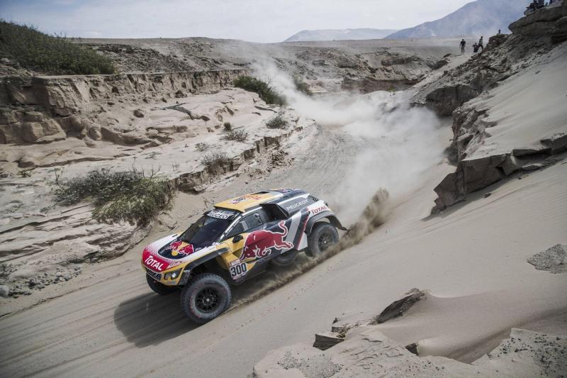 Stéphane Peterhansel venceu uma das etapas mais duras do Dakar