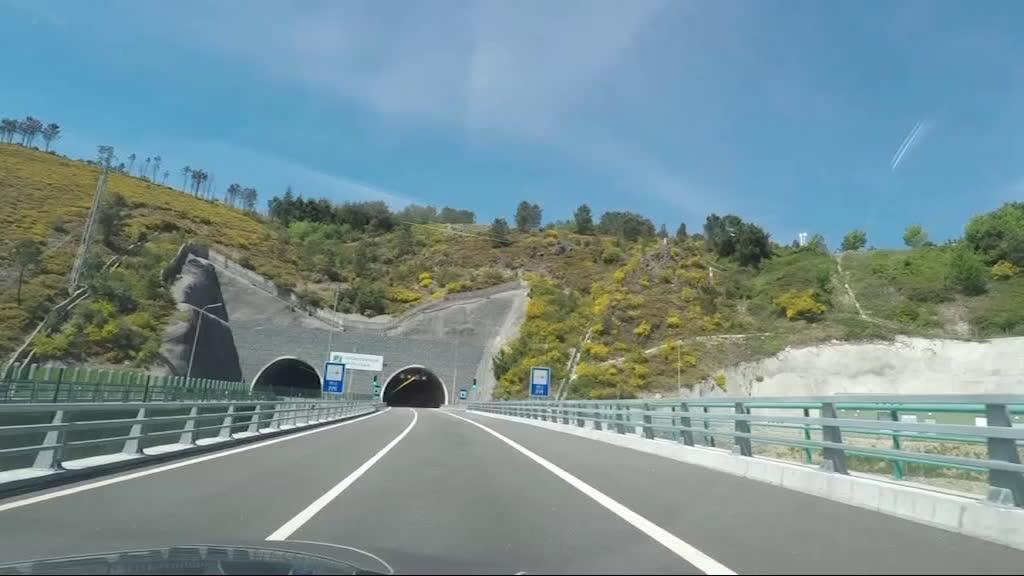 Túnel do Marão abriu há mais de um ano e meio e ainda há promessas por cumprir