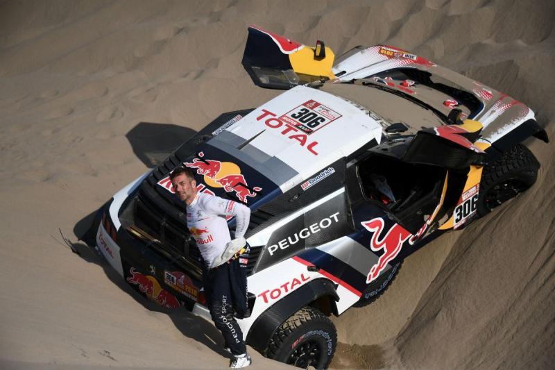 Sébastien Loeb - Dakar 2018 (Reuters)