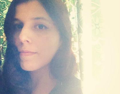Claudia Patatas - portuguesa detida em Inglaterra