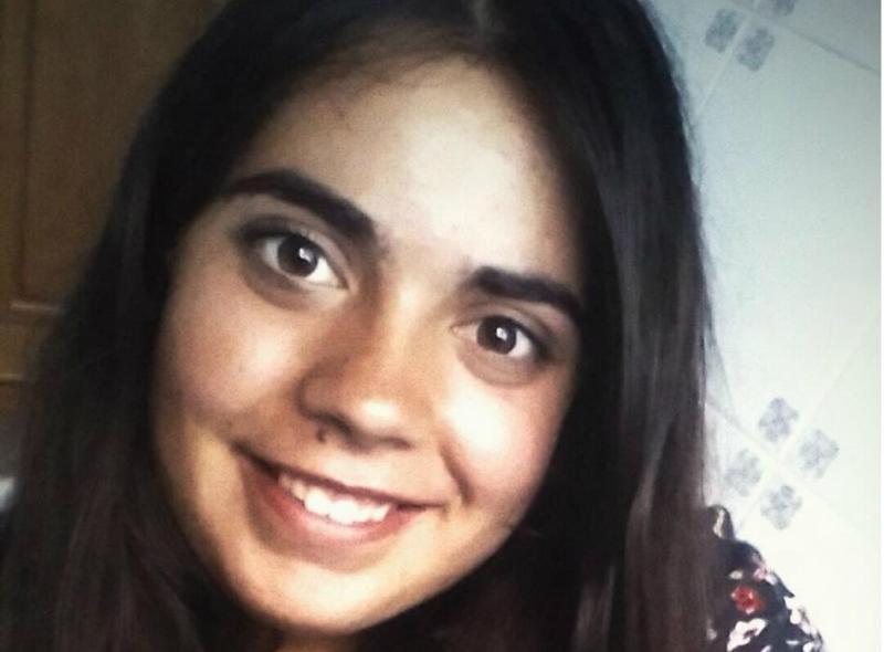 Ana Rita Fernandes - estudante desaparecida na Covilhã