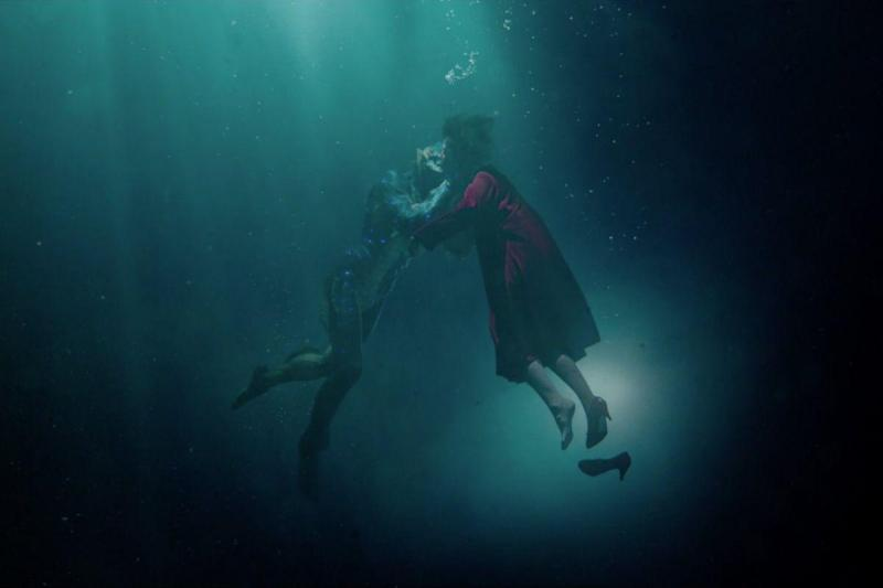 The Shape of Water (A Forma da Água