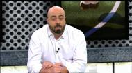 Luís Mateus: «Correu mal e o Sérgio percebeu isso»