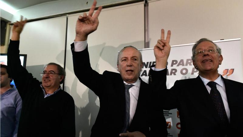 Santana Lopes - encerramento da campanha a presidente do PSD (Viseu)