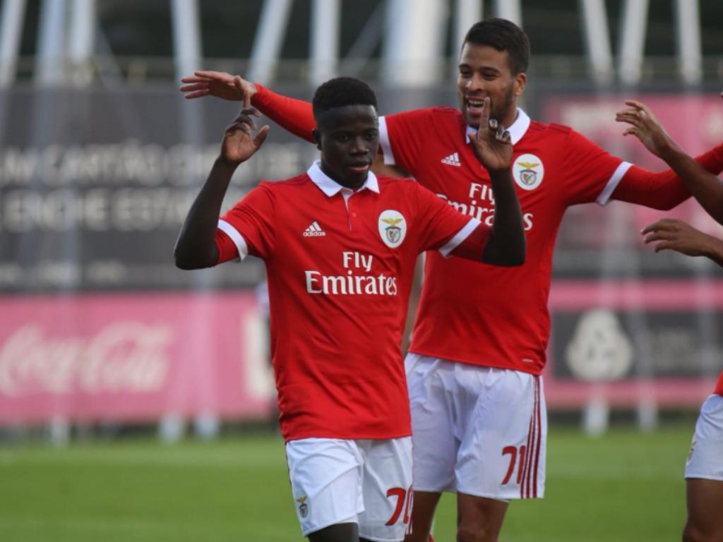 Benfica B (Fonte: Benfica)